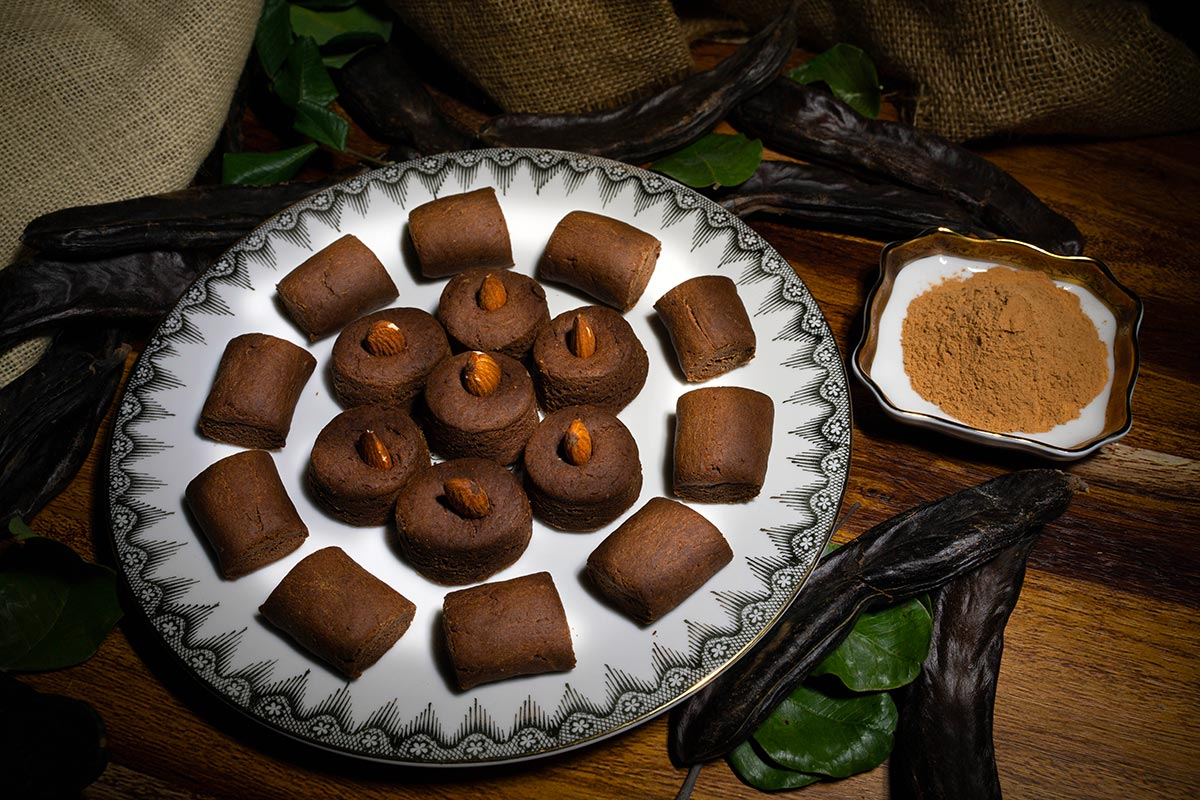 Biscotti alla Carruba