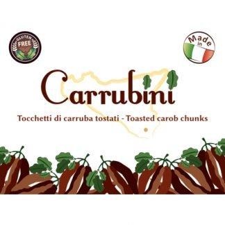 CARRUBINI - Tocchetti di carruba tostati