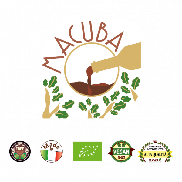 Logo sciroppo Macuba